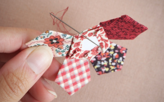 English paper piecing tips and tricks