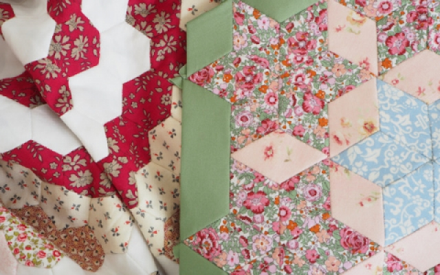 English Paper Piecing tutorials and patterns