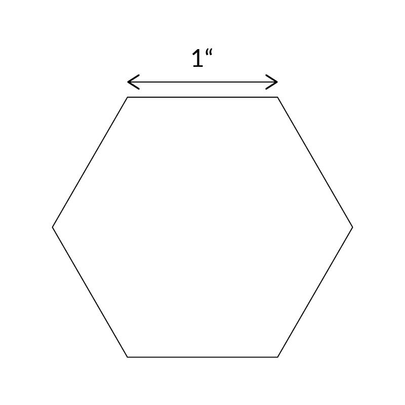 1-inch-hexagon-paper-piece-template-uk