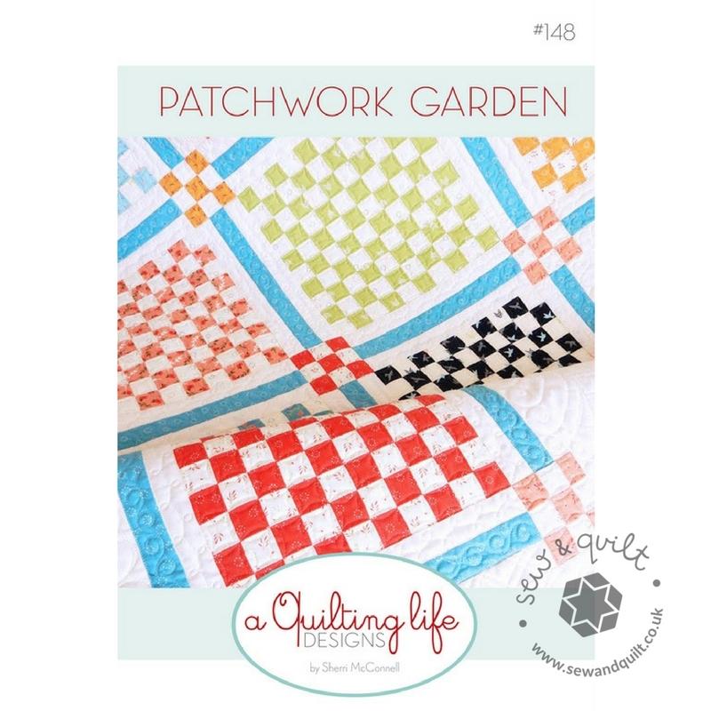 A-Quilting-Life-quilt-pattern-patchwork-garden