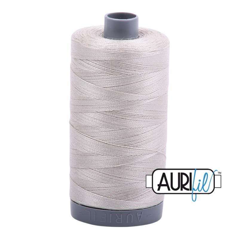 Aurifil-28wt-hand-quilting-moonshine-6724