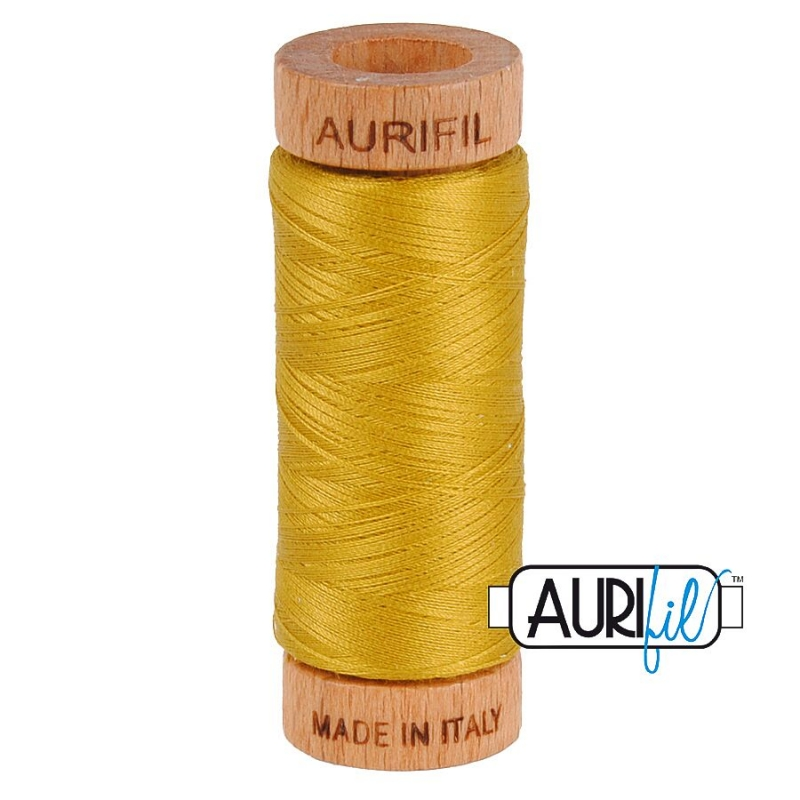 Aurifil-5022-mustard-80wt-thread