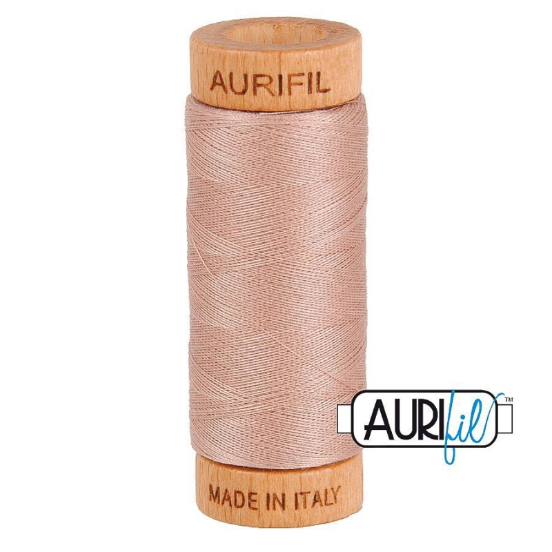 Aurifil-Antique-Blush-80wt-UK-2375