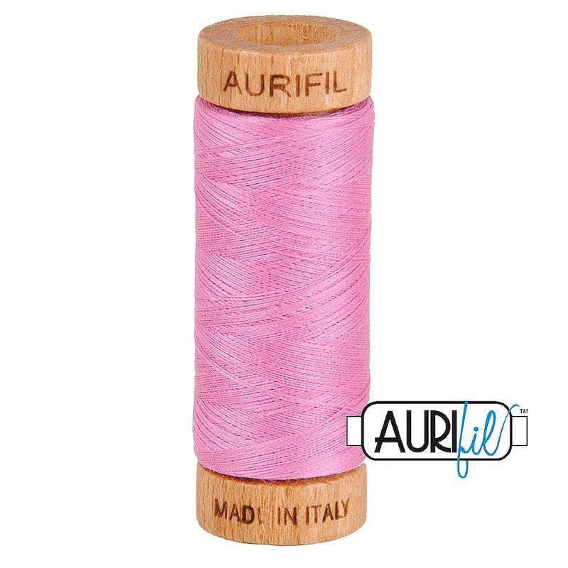 Aurifil 80wt Medium Orchid #2479 - 100% Cotton Thread