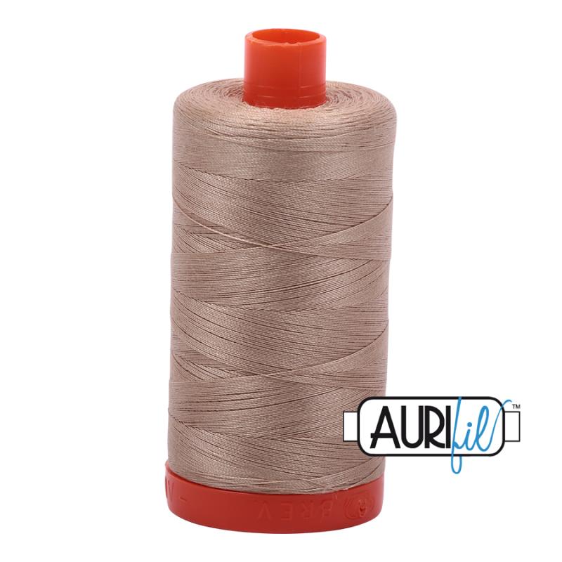 Aurifil-Sewing-Thread-2326-Sand