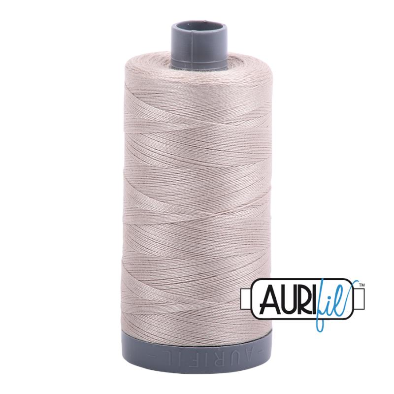 Aurifil-Sewing-Thread-28WT-6711-Pewter