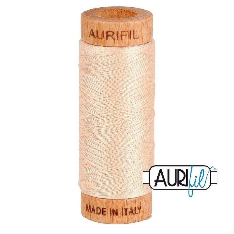 Aurifil 80wt Shell #2315 - 100% Cotton Thread