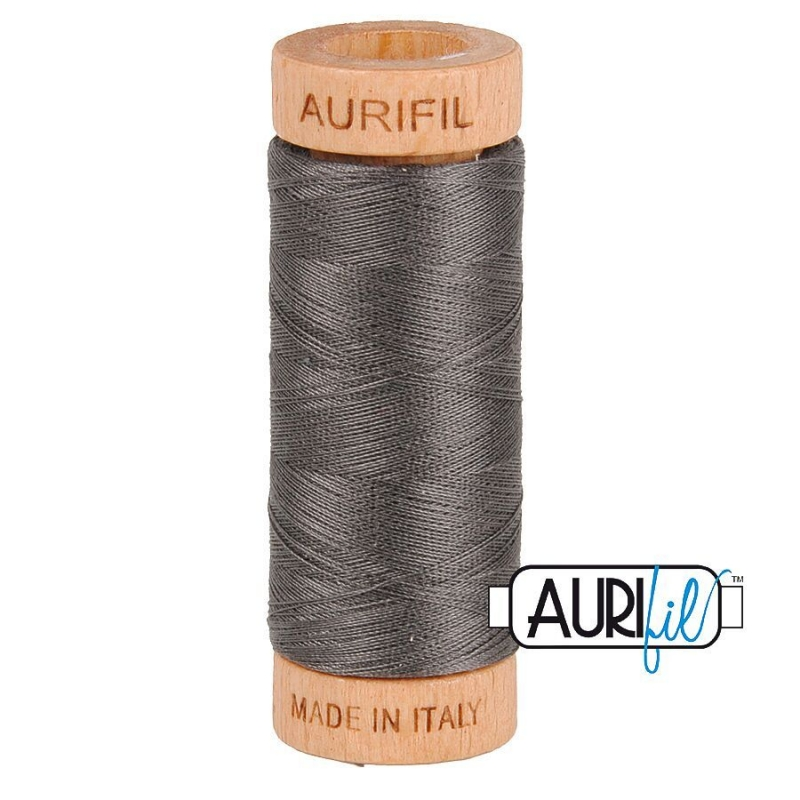 Aurifil_80wt_thread_UK_2630_Dark_Pewter