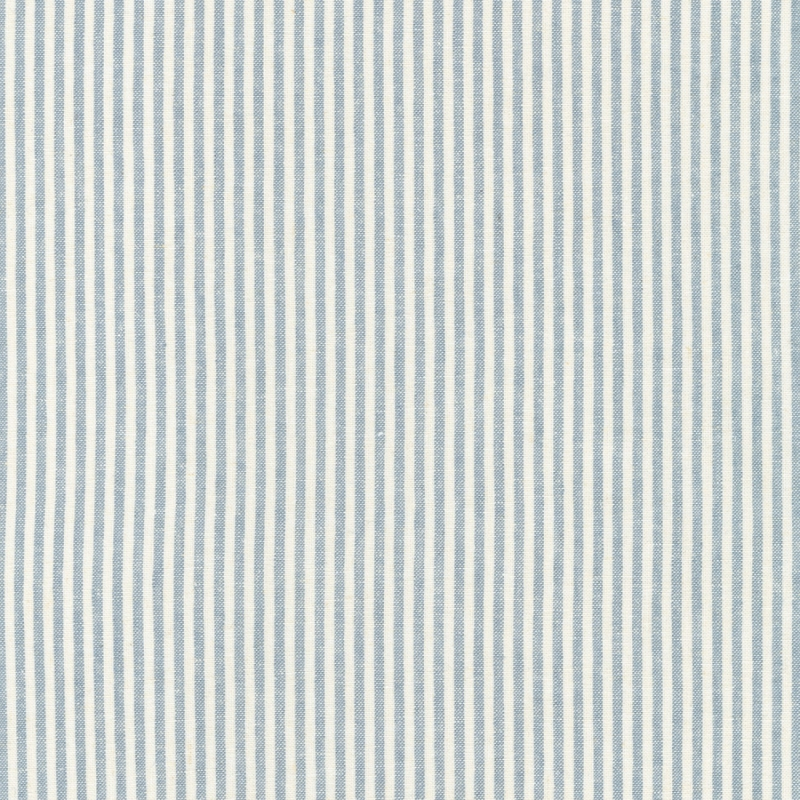 Essex Linen Yarn Dyed Classic Wovens Stripe Chambray | 17587-407