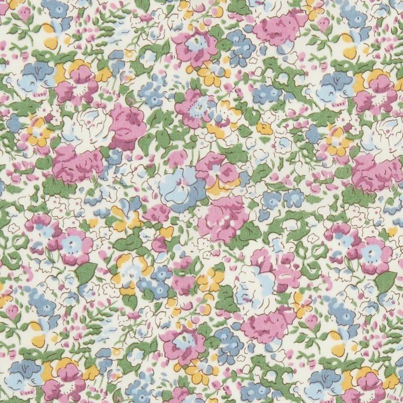 Liberty fabric Claire Aude C Organic Tana Lawn Cotton