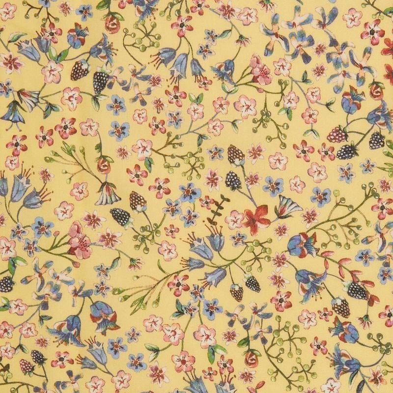 Liberty fabric Elizabeth B Organic Tana Lawn Cotton