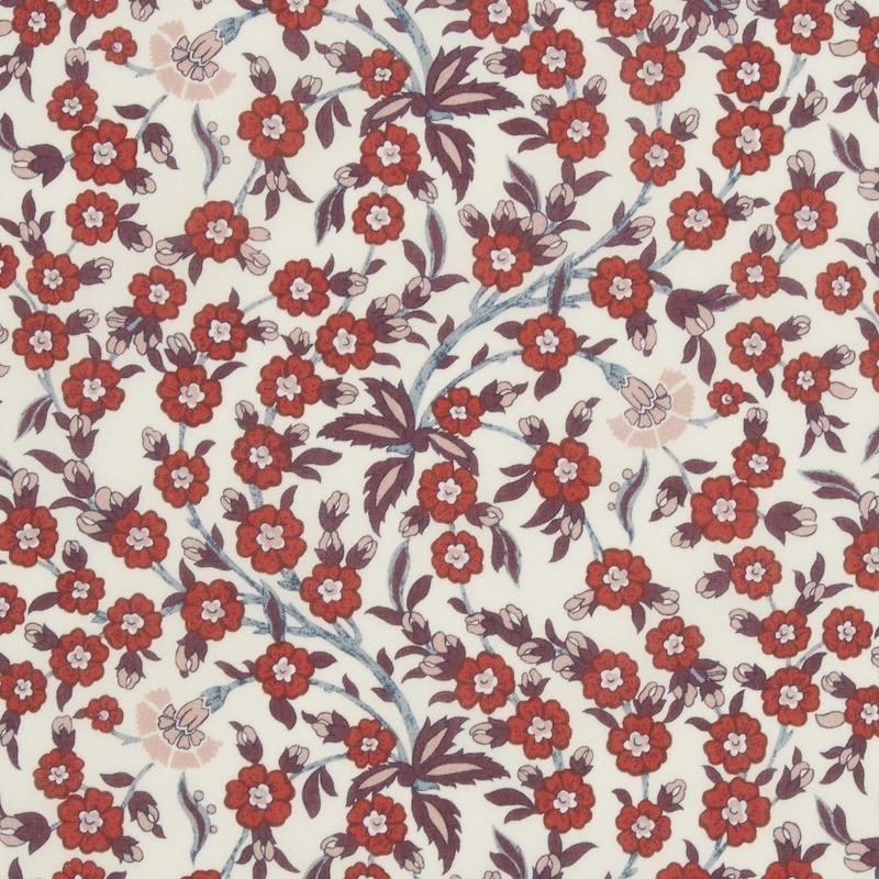 Empress-Red-Liberty-Tana-Lawn-Cotton-fabric