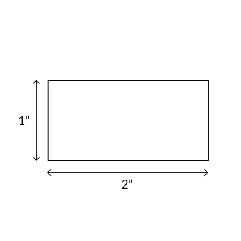 rectangle-english-paper-pieces