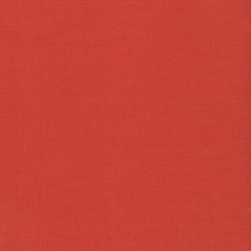 Essex Linen Tomato   E014-7