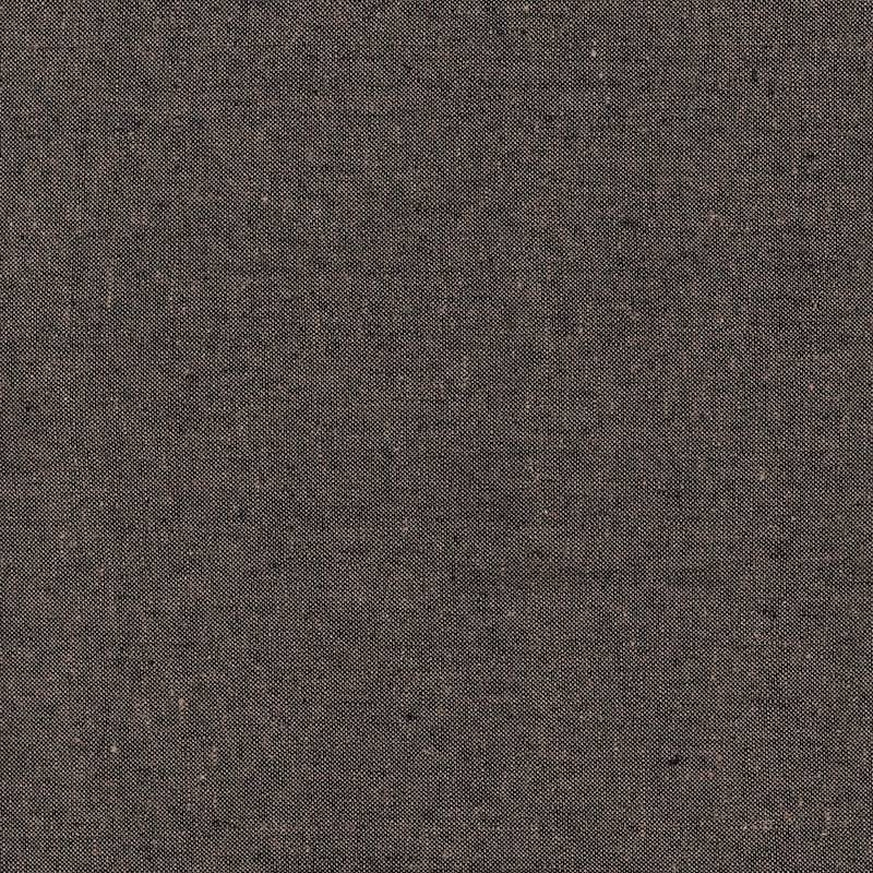 Essex Linen Yarn Dyed Expresso | E064-1136 linen cotton mix fabric