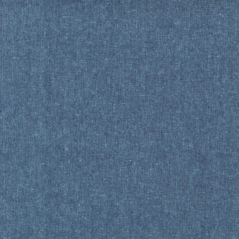 Essex Linen Yarn Dyed Indigo | E064-1282