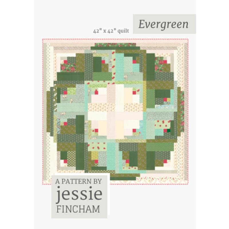 Evergreen-Quilt-Pattern