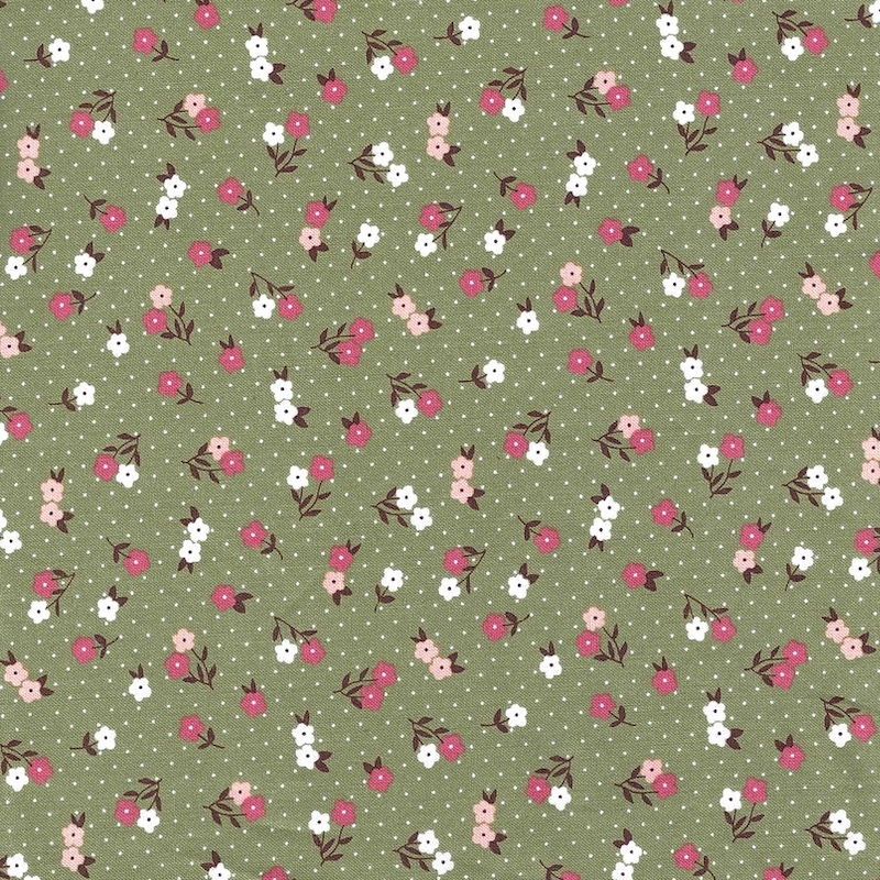 Folktale Green Sage Buds | 5123-15