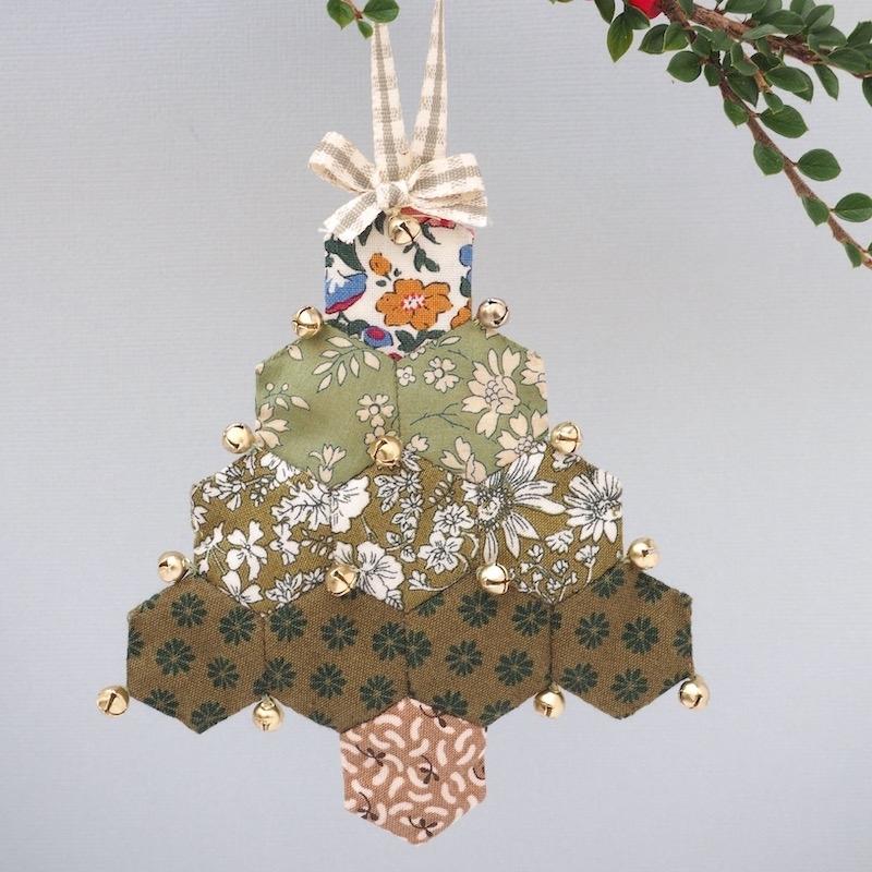 Heirloom Hexagon Ornaments Complete Kit