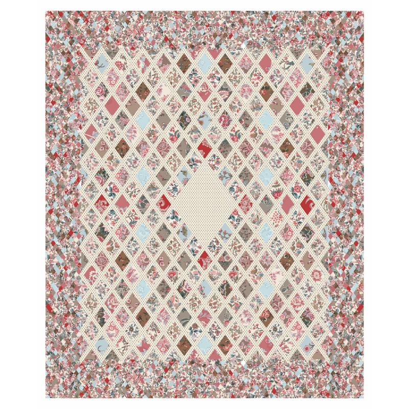 The Jane Austen Quilt Kit