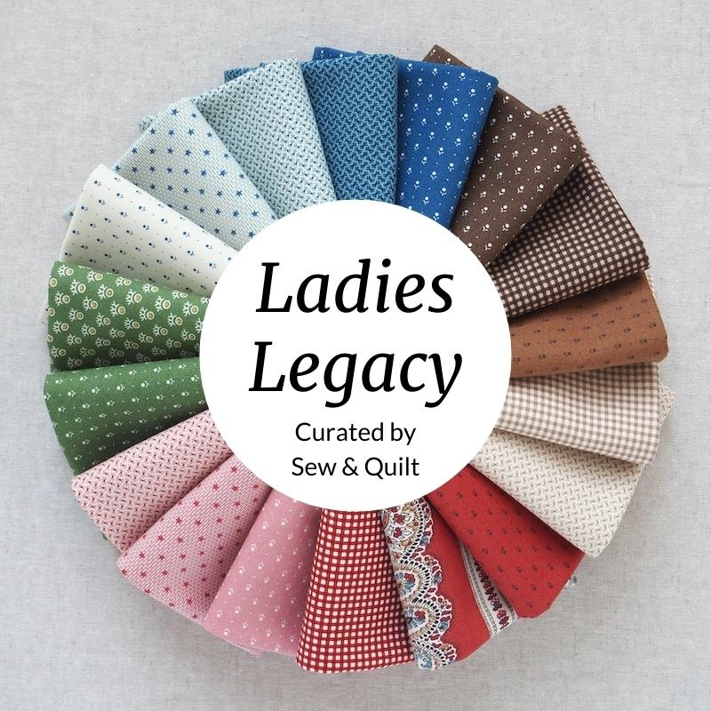 Ladies Legacy Fat Quarter Bundle