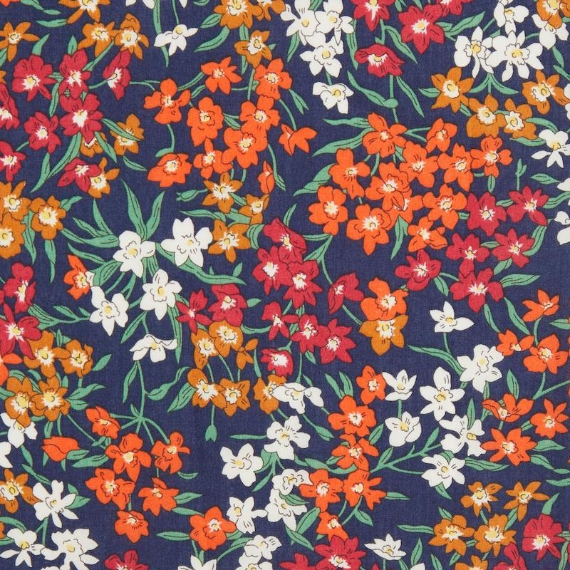 Liberty Sea Blossoms C Tana Lawn Cotton
