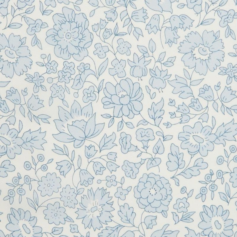 Liberty Danjo Sky A Piccadilly Cotton Poplin