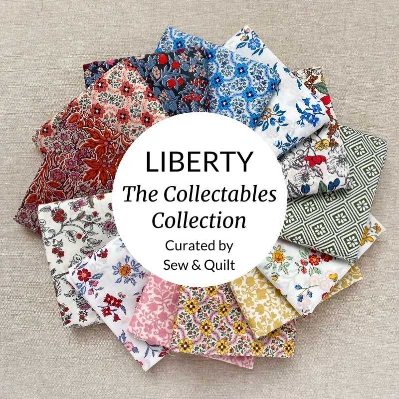 Liberty Fabrics The New Collectables fabric Bundle