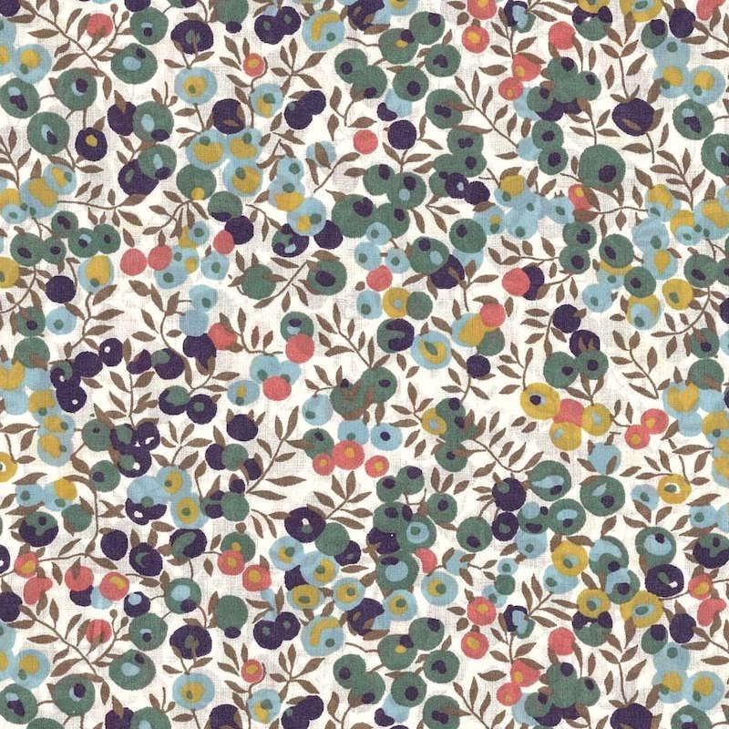 Liberty Wiltshire C Tana Lawn Cotton