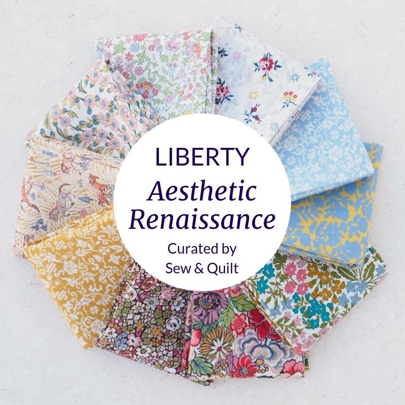 Liberty-aesthetic-Renaissance-fat-quarter-bundle-A-fabric