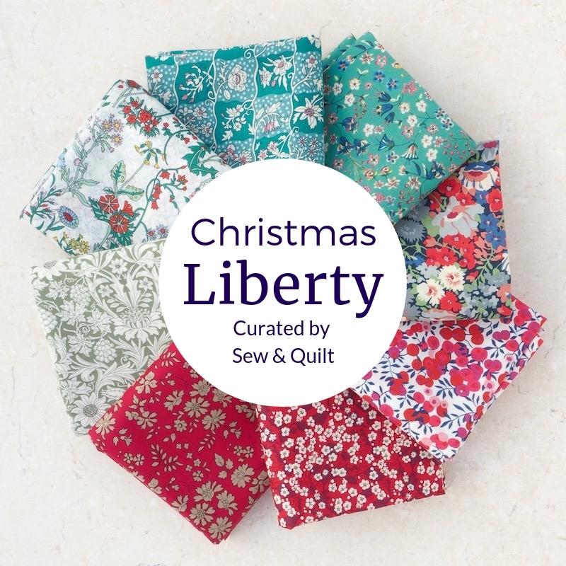 Liberty-christmas-fabric-bundle-tana-lawn