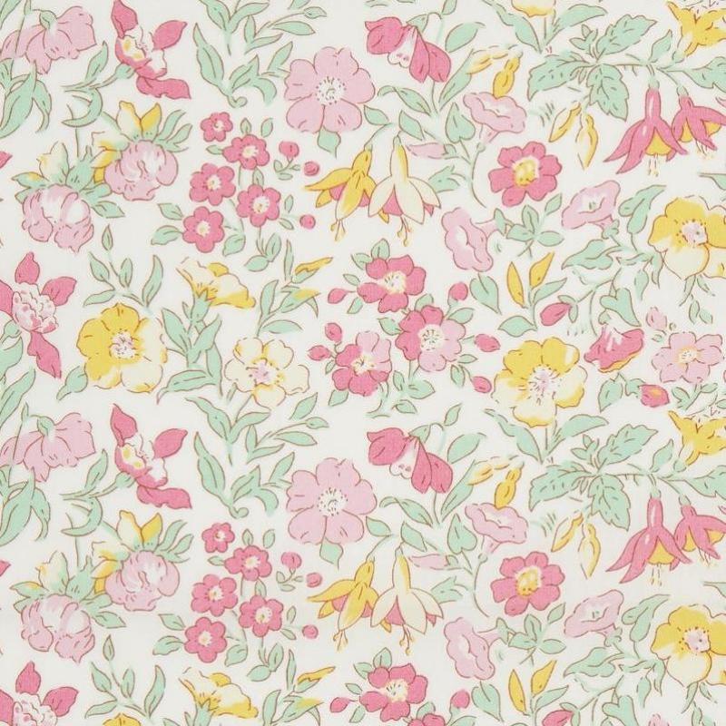 Liberty fabric Mamie A Organic Tana Lawn Cotton