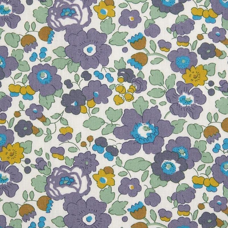 Liberty fabric Betsy C Organic Tana Lawn Cotton