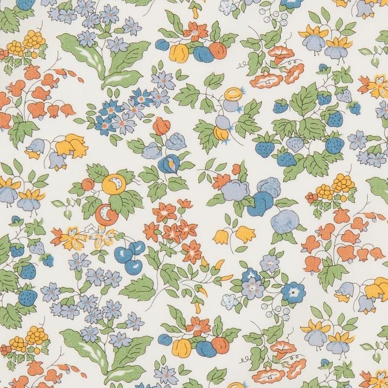 Liberty fabric Nancy Ann C Organic Tana Lawn Cotton