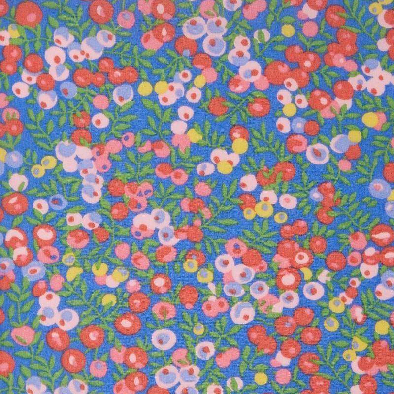 Liberty fabric Wiltshire B Organic Tana Lawn Cotton