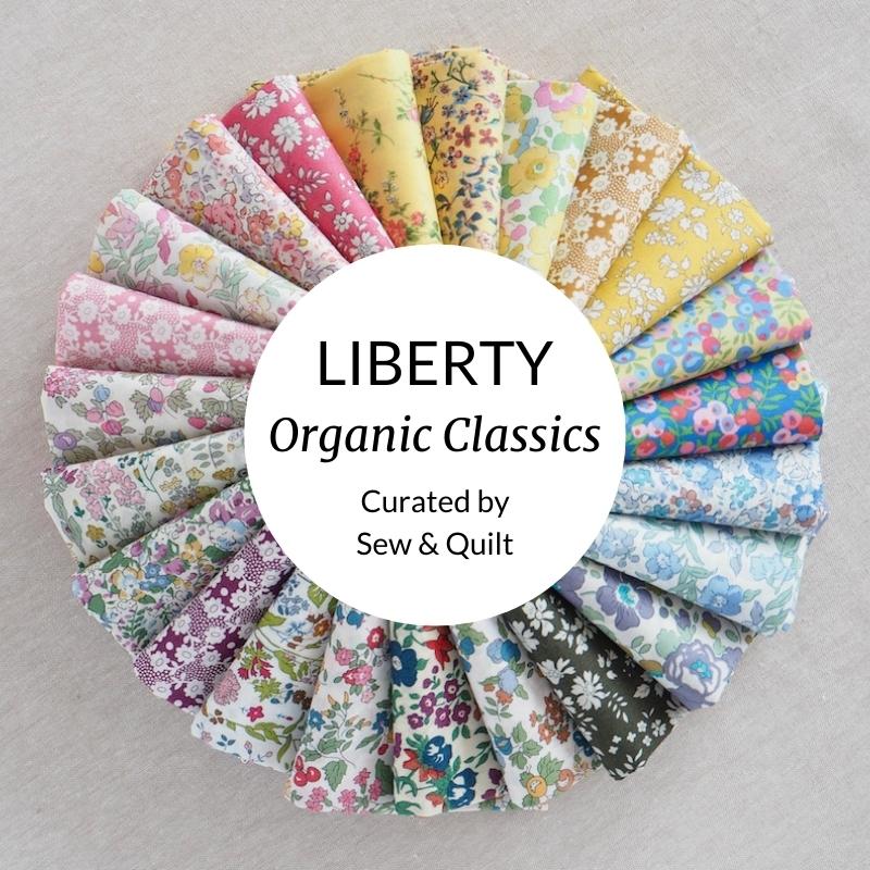 Liberty fabric Classics Organic Tana Lawn Bundle