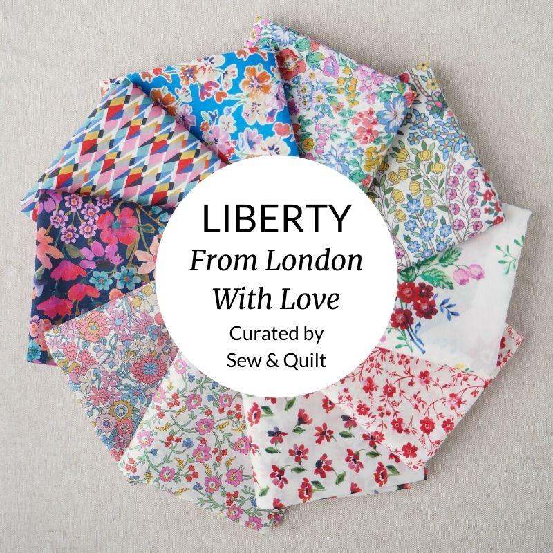Liberty From London With Love Petite B Tana Lawn Bundle
