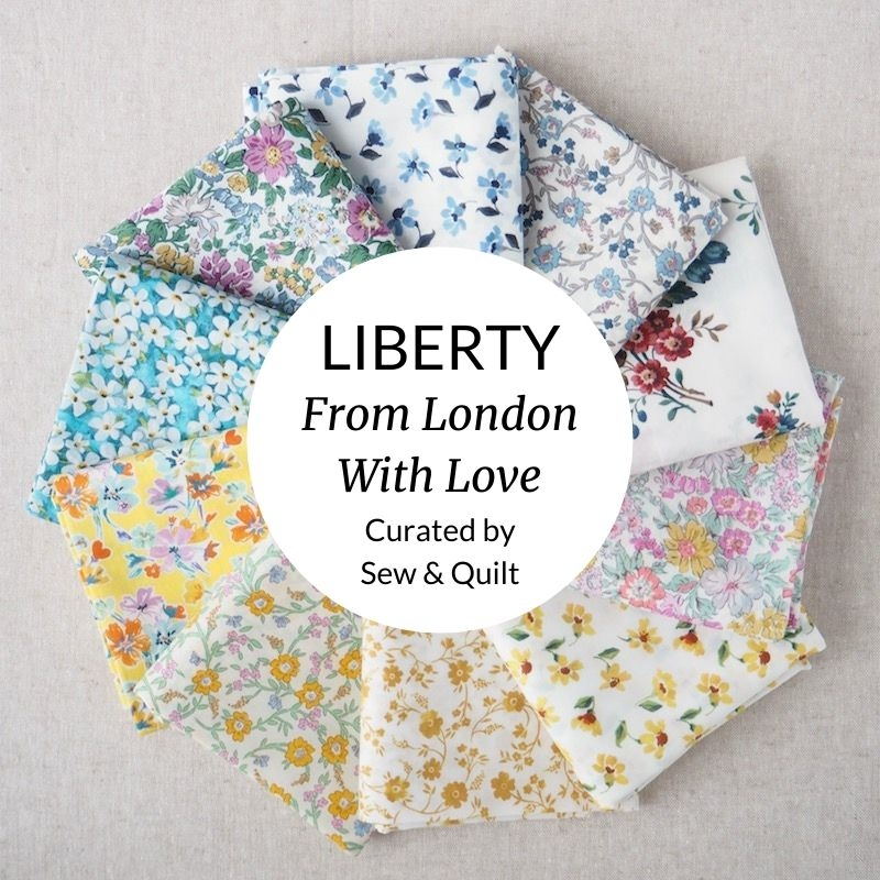 Liberty From London With Love Petite A Tana Lawn Bundle