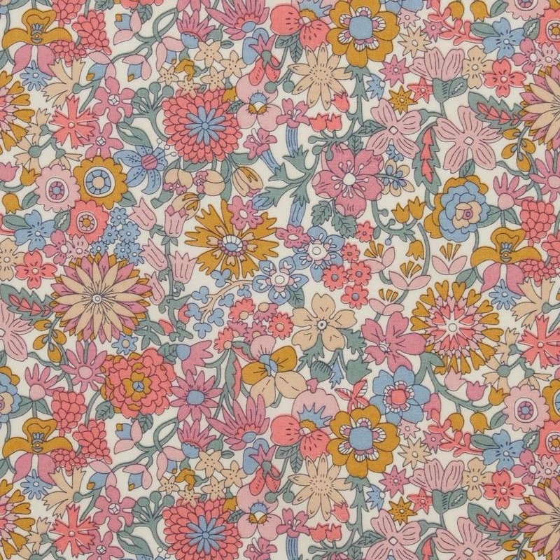 Liberty June Blossom A Tana Lawn Cotton