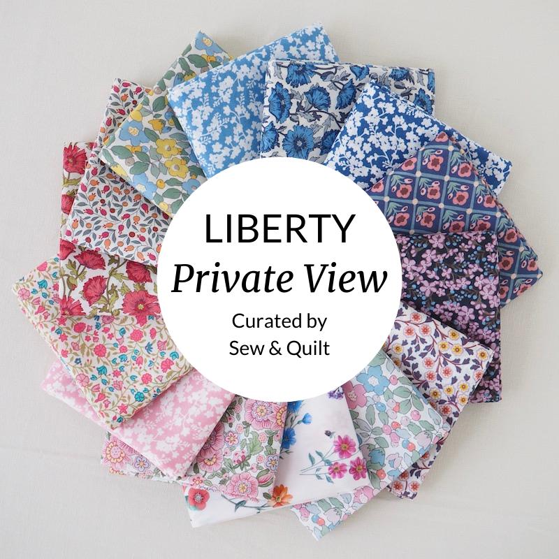 Liberty Private View Tana Lawn Bundle