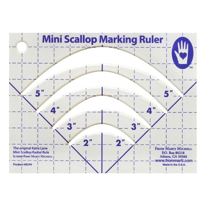Mini-Scallop-Ruler