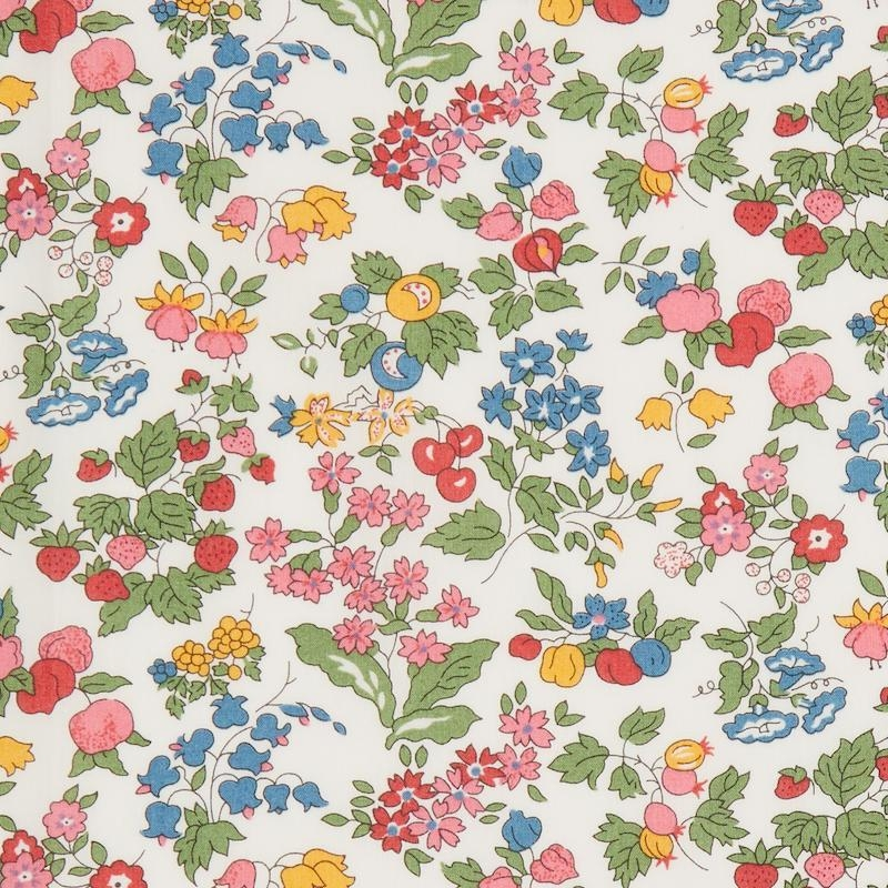 Liberty fabric Nancy Ann B Organic Tana Lawn Cotton
