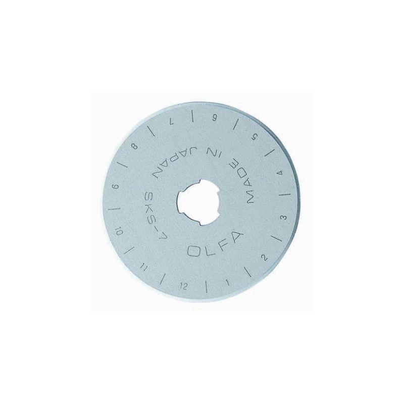 Olfa Rotary Cutter Blade, 45mm