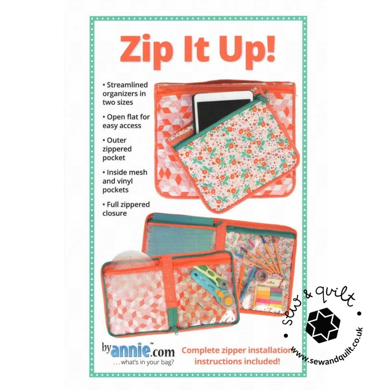 Zip It Up by By Annie