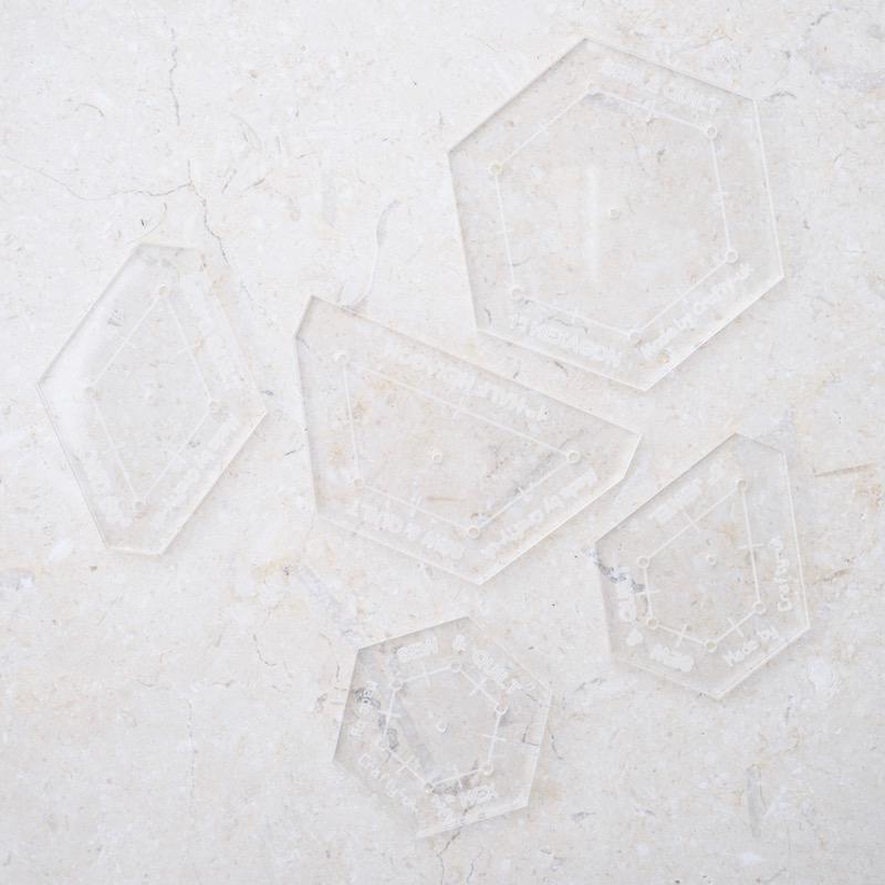 Primrose-Patch-Acrylic-Template-Set