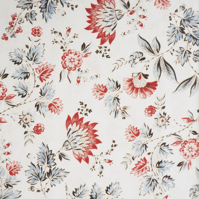 Regency Zarafa Indian White Floral | 42351-11