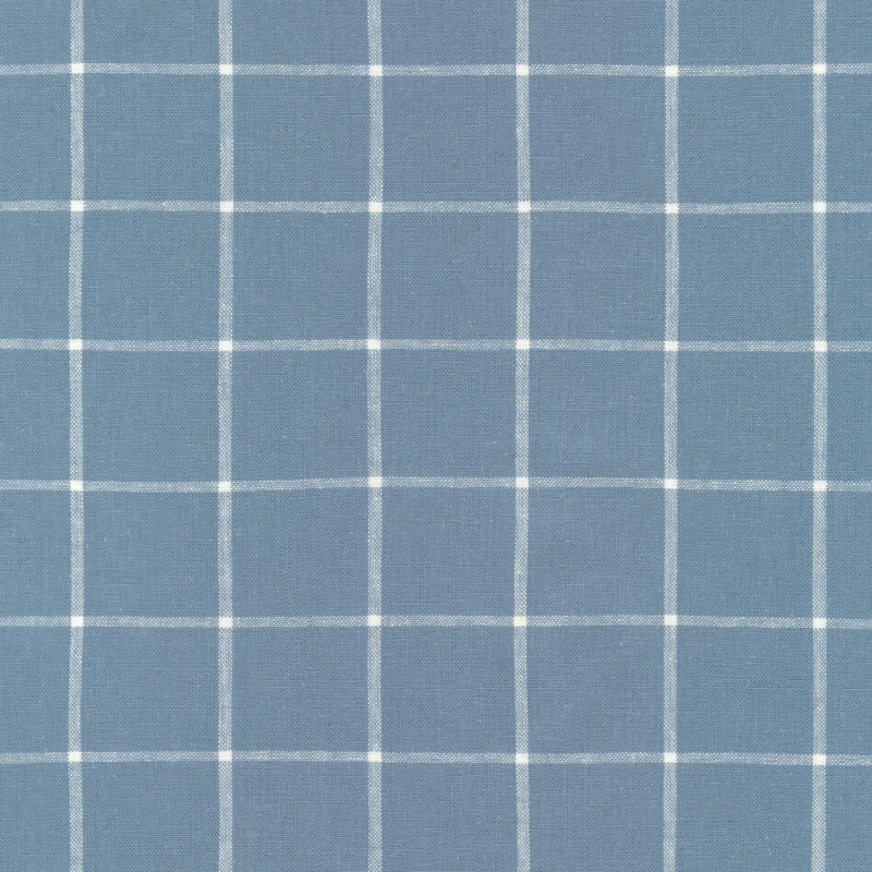 Essex Linen Yarn Dyed Classic Wovens Chambray