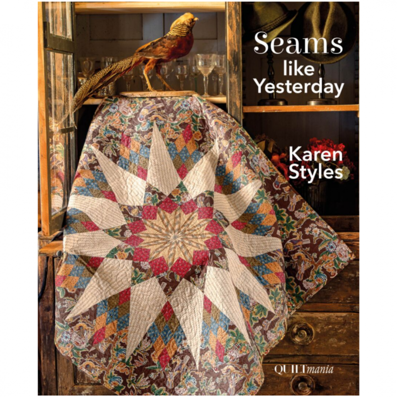 Seams Like Yesterday by Karen Styles