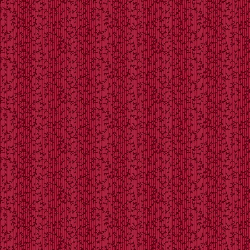 Tarrytown Red Tiney Vines | 2603-88