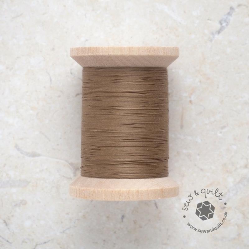 YLI_hand_quilting_thread-light-brown